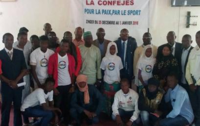 La CONFEJES au championnat du sabre national de lutte traditionnelle édition 2017, du Niger à Zinder