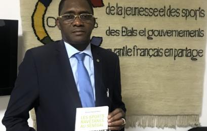 Cérémonie de Dédicace d'ouvrage « les sports navétanes au Sénégal, entre pratique sportive, révélateur culturel et utilité sociale » du Dr Alioune Diakhaté MBAYE