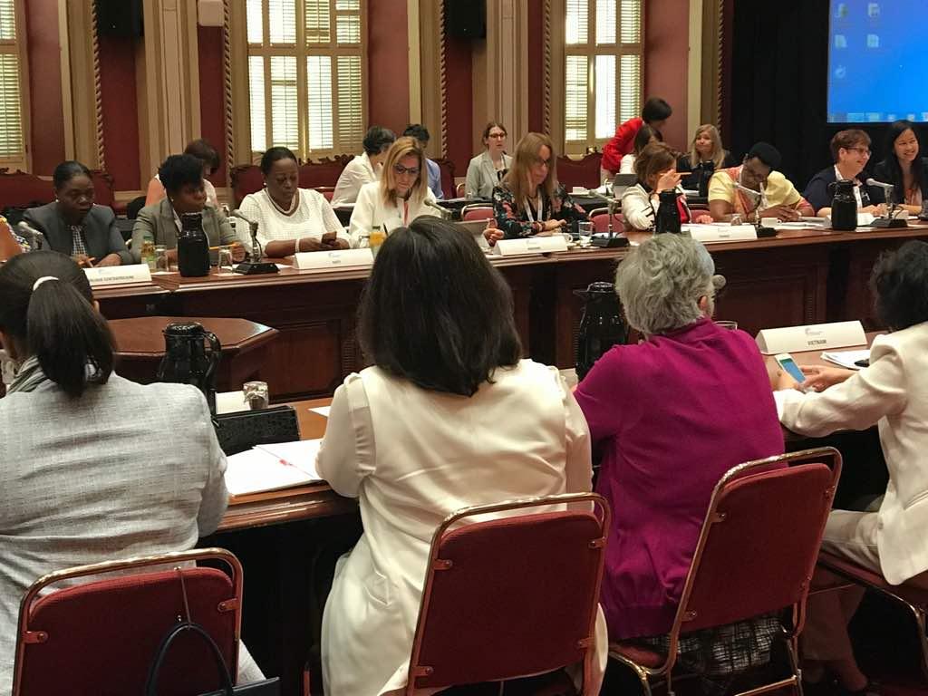 Participation de la CONFEJES à la 44ème session de l'APF (Assemblée Parlementaire de la Francophonie).