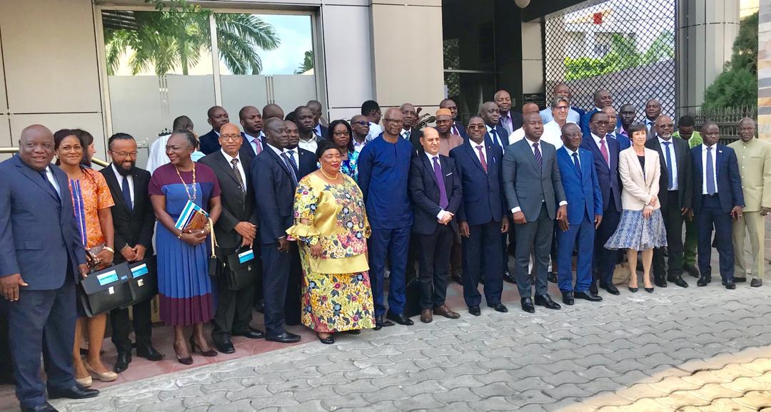 Conférence Internationale sur la relance de l'Education Physique et Sportive dans les différents ordres d'enseignements des Etats et Gouvernements membres de la Francophonie (CIEPS)