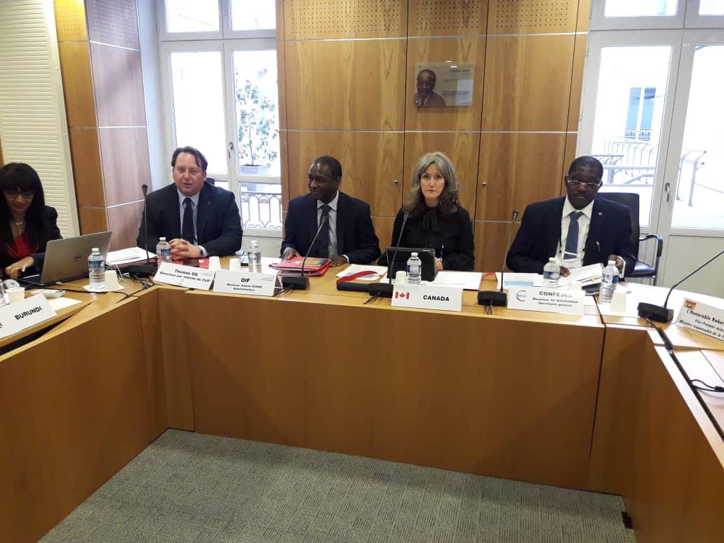 15ème réunion du CIJF