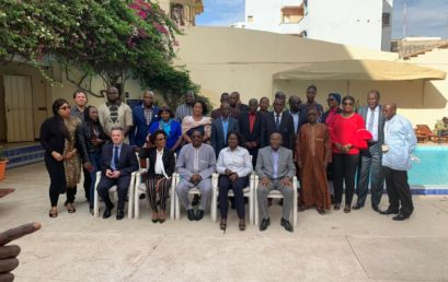 Formation des Instituts Nationaux de Jeunesse et Sports sur le portail francophone Jeunesse et Sports de la CONFEJES
