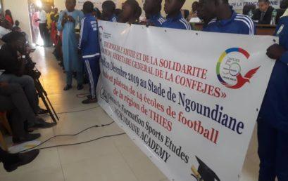 LANCEMENT DE LA QUINZAINE DE LA FRANCOPHONIE A NGOUNDIANE