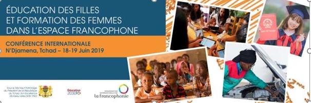 Conférence Internationale N'Djamena-Tchad  18-19 juin 2019