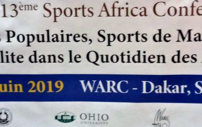 La CONFEJES encourage la Recherche sur le Sport