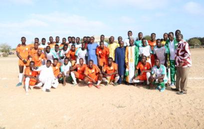 Pour la promotion du vivre ensemble par le sport : la CONFEJES, parraine la finale de la 44e édition du Championnat Inter nations Universitaires de football (COCINUF).