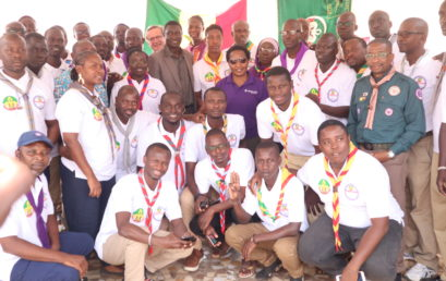 : La CONFEJES accompagne le Stage international des formateurs (STIF) et stage international de formateurs Adjoints (STIFA) des SCOUTS zone Francophone.