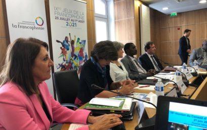 La CONFEJES participe à la 169e   Réunion du Comité d'Orientation du Comité International des Jeux de la Francophonie