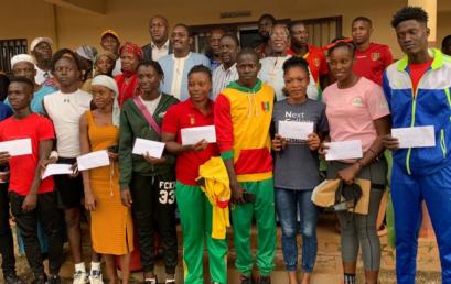 Mission de travail du Secrétaire général de la CONFEJES en République de Guinée du 13 au 15 Aout 2019