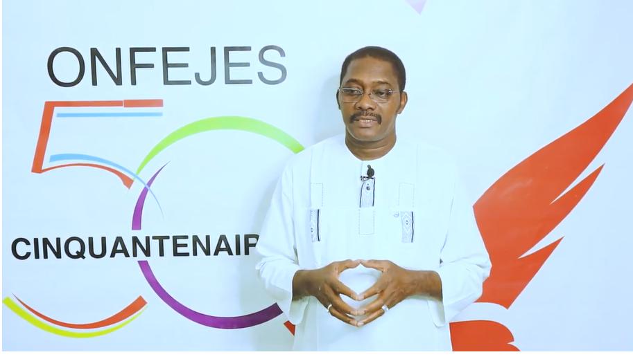 """Message du Secrétaire Général de la CONFEJES à l'occasion de """"la Journée Africaine de la Jeunesse"""" ce 1er novembre 2019."""