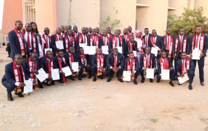 La CONFEJES participe à la cérémonie officielle de remise de diplôme à l'Institut National supérieur de l'Education Populaire et du Sport (INSEPS).