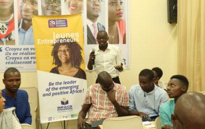 Dans le cadre de la promotion de l'Entreprenariat chez les jeunes, la CONFEJES participe à un panel avec l'Incubateur académique d'entreprises du Groupe Supdeco (SBI talk).