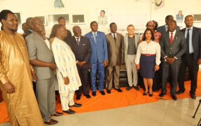 ouverture ce matin des travaux de la session 2019 du Comité Technique de Sélection et d'Orientation du Programme de Promotion de l'Entrepreneuriat des Jeunes (CTSO/PPEJ)