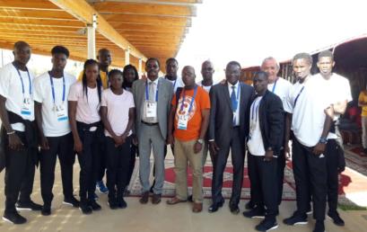 Bilan de la participation de la CONFEJES aux 12e Jeux Africains à Rabat au Maroc.