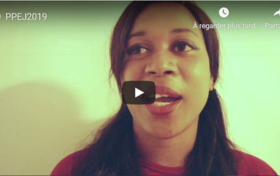 Vidéo des Jeunes bénéficiares du Programme de Promotion de l'Entrepreneuriat des Jeunes (PPEJ) au Sénégal. CTSO/PPEJ-2019