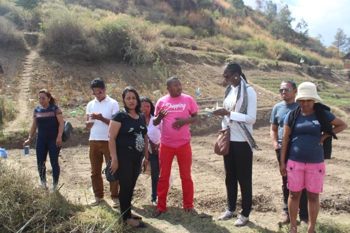 La CONFEJES au suivi des jeunes promoteurs du PPEJ de Madagascar
