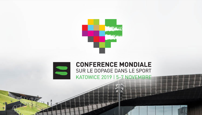 La CONFEJES à la 5e conférence mondiale  anti dopage