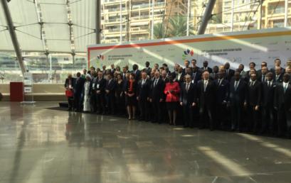Le Secrétaire Général participe au 108ème CPF et à la 36ème Conférence ministérielle de la Francophonie.