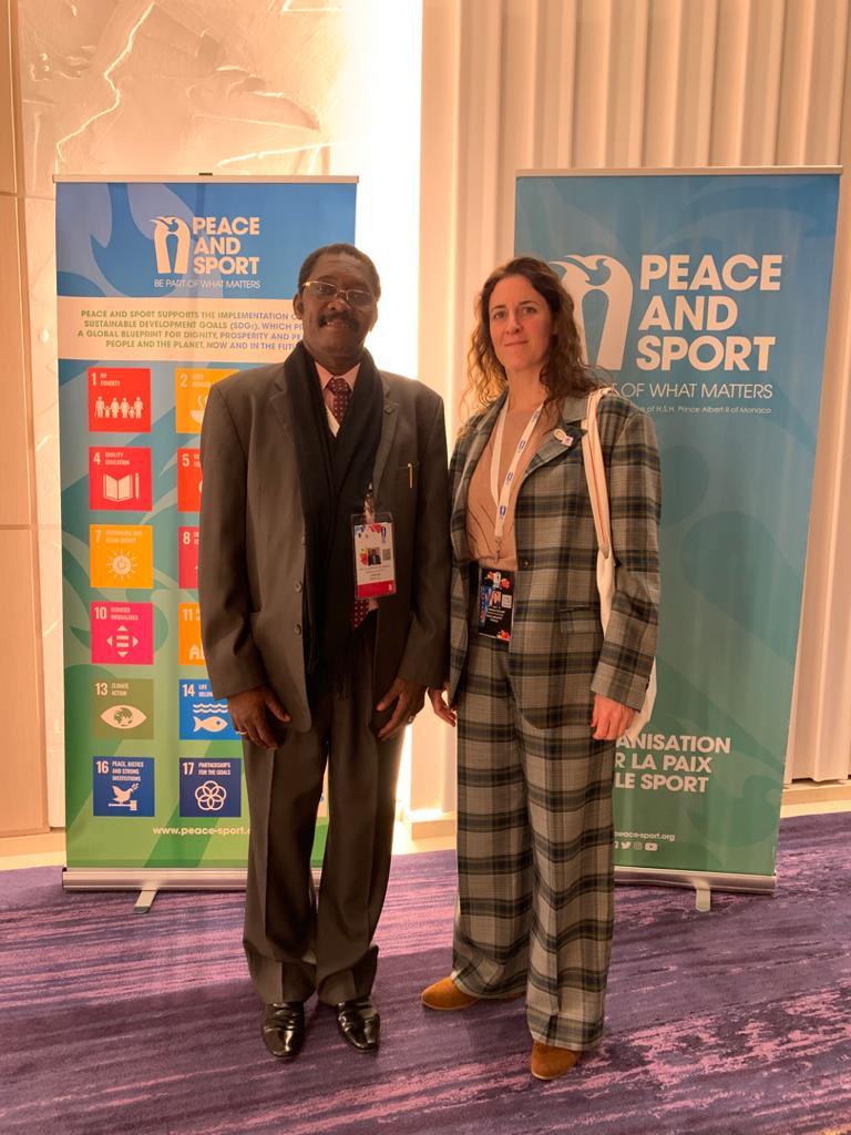 La CONFEJES participe à la 12e édition du Forum International Peace and Sport.
