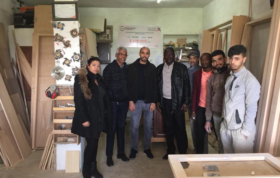 Le Maroc accueille la mission de suivi des jeunes promoteurs du PPEJ