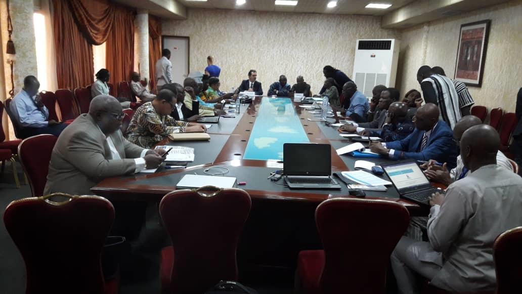 La CONFEJES participe à la table ronde des bailleurs de fond de l'UNESCO à Ouagadougou.