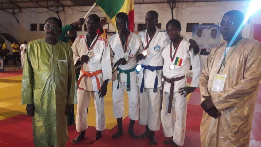 Participation de la CONFEJES à la 22ème édition du Tournoi International de Judo de la ville Saint Louis.