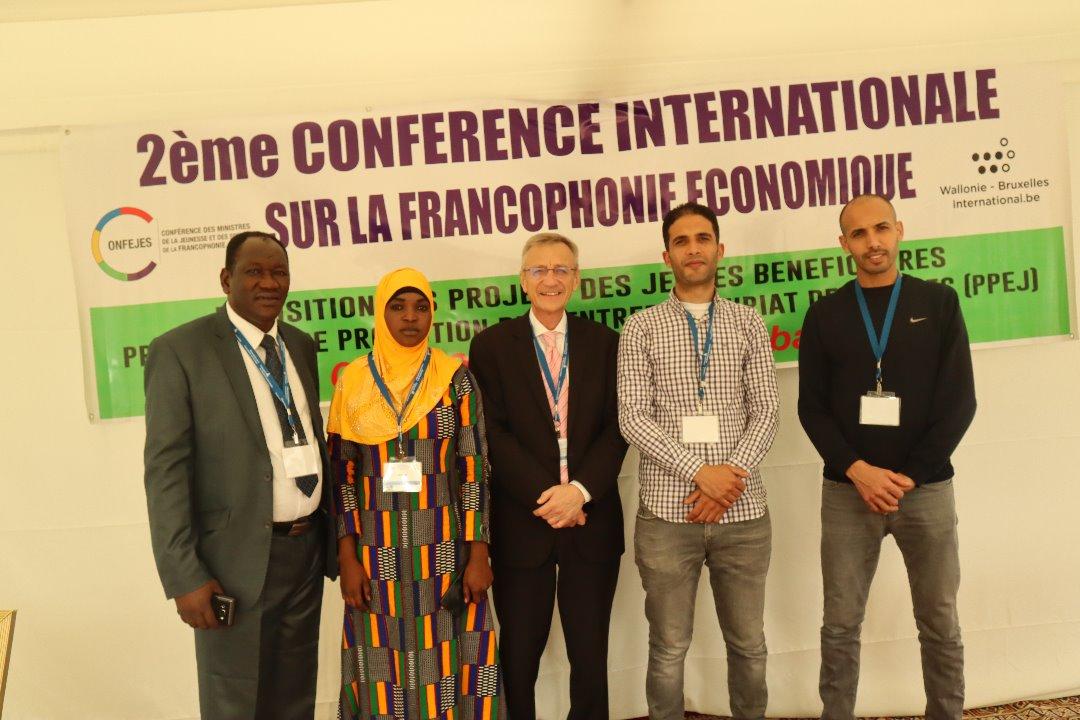 La CONFEJES participe à la 2e conférence Internationale sur la Francophonie Economique à Rabat au Maroc.